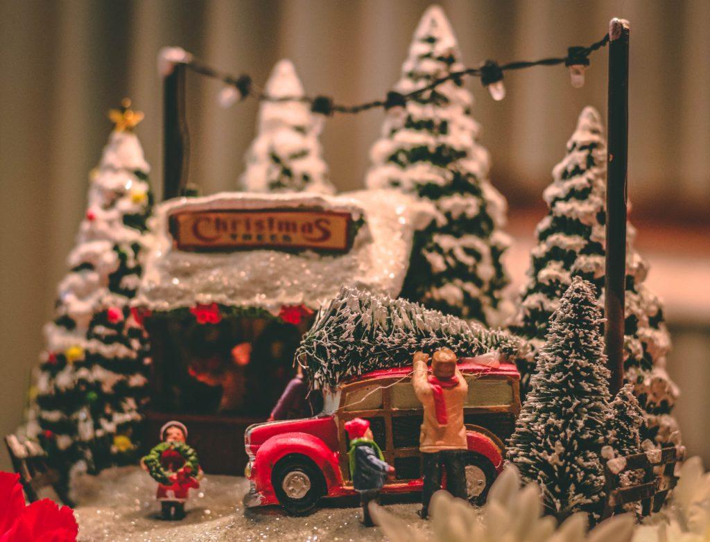 クリスマスの思い出 in NY